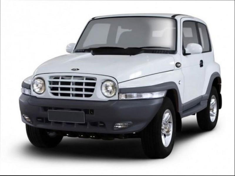 ТагАЗ показал фото «спортивного пятидверного купе» собственной ... | 600x800